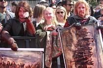 Netrpělivě očekávaná premiéra blockbusteru Hobit: Neočekávaná cesta se odehrála 28. listopadu v Embassy Theatre v novozélanském Wellingtonu.