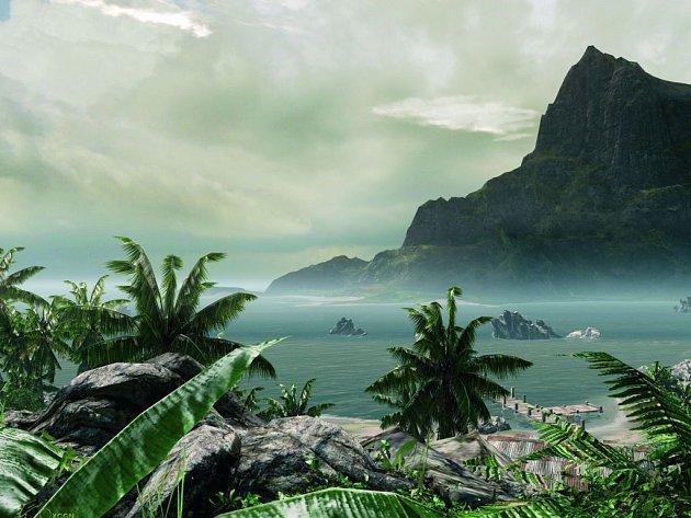 Ukázka technologie CryEngine 3.