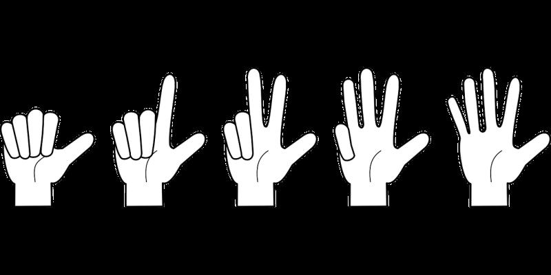 Počítání na prstech má blahodárný vývoj na rozvoj motoriky i abstraktního myšlení