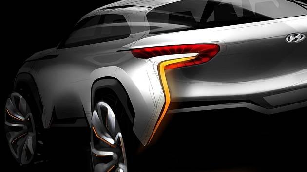 Koncept Hyundai Intrado.
