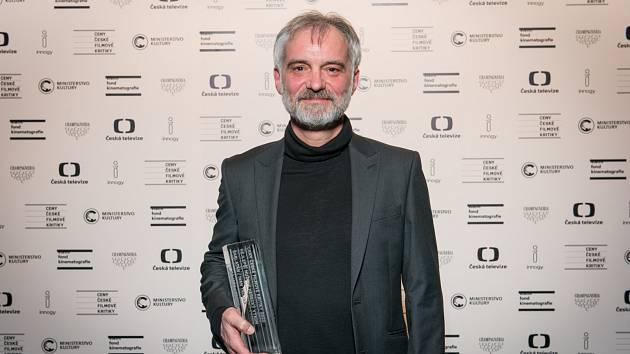 Ivan Trojan získal ocenění v kategorii nejlepší herec ve snímku Šarlatán