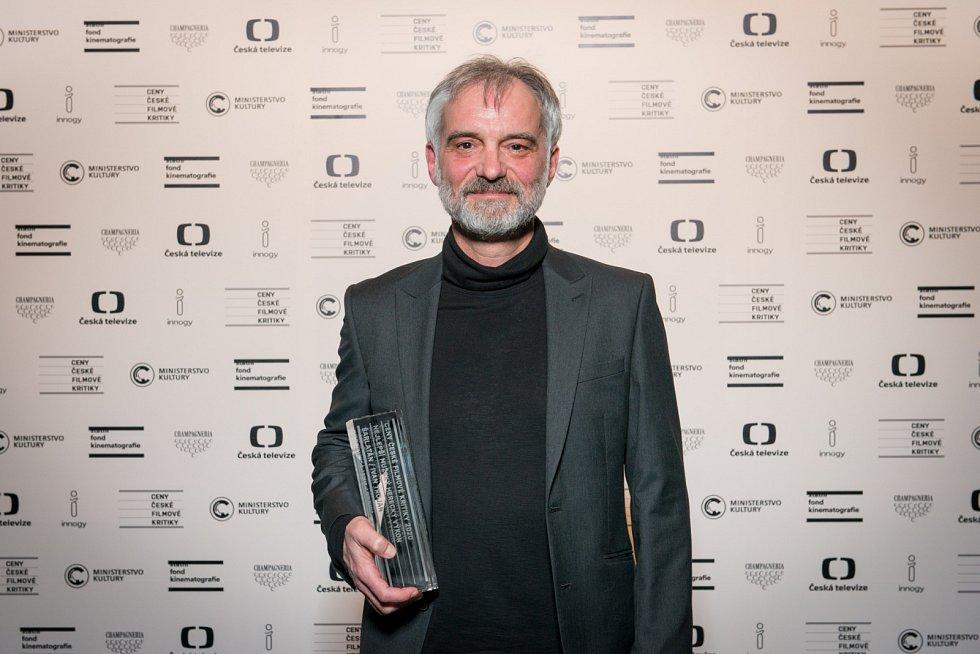Ivan Trojan získal ocenění v kategorii nejlepší herec ve snímku Šarlatán.