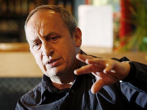 Moderátor a herec Jan Kraus