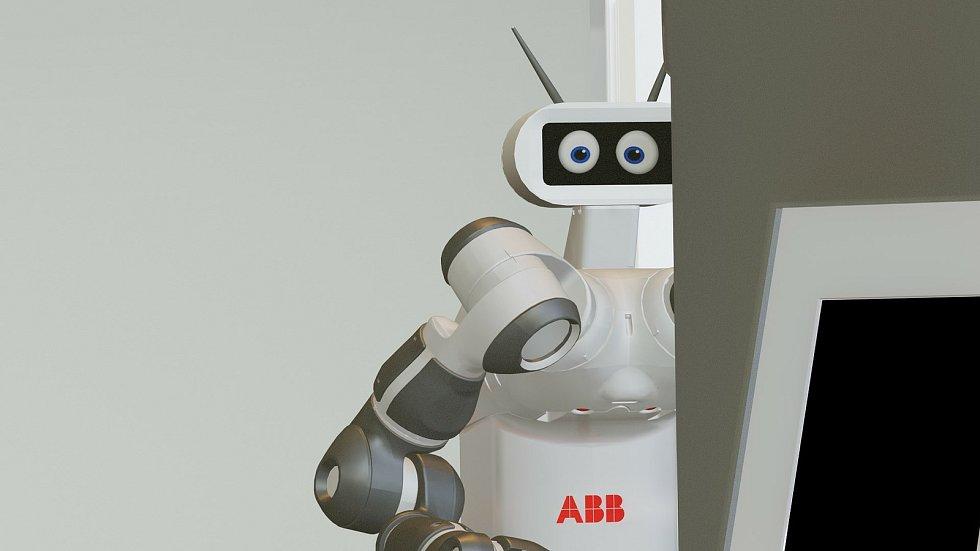 Pohled páru robotích očí prokazatelně mění procesy lidského mozku
