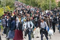 Během letošních prázdnin se v Maďarsku počet osob žádajících o azyl zvýšil o polovinu. Napsal to dnes list Magyar Hírlap s odvoláním na data Maďarského imigračního úřadu.