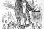 Josef Mánes, kresba Mikoláše Alše