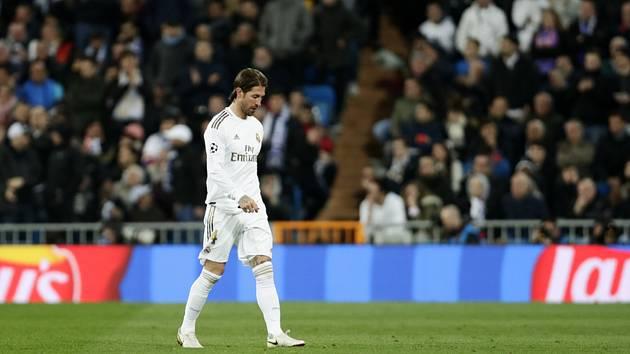 Fotbalista Sergio Ramos po 16 letech končí v Realu Madrid.