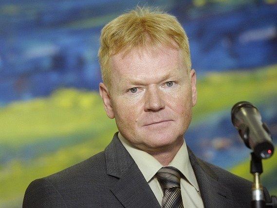 Nový generální ředitel Lesů ČR Daniel Szorád.
