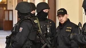 Ozbrojená loupež vpražském hotelu Energie