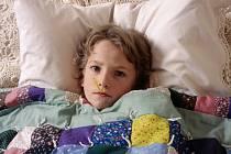 Obecně je acylpyrin pro děti nevhodný, ale nedá se říci, že by se neměl podávat v žádném případě.