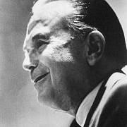 Českoamerický podnikatel Ray Kroc v roce 1976