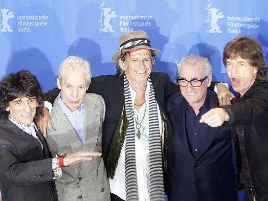 Legendární Rolling Stones představují vlastní biografii Shine a light.