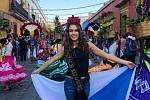 Nejkrásnější dívkou na mezinárodní soutěži Miss Global se 18. ledna 2020 v Mexiku stala Češka Karolína Kokešová