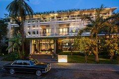 Kambodžský hotel se stal letošním vítězem Traveler's Choice Awards.