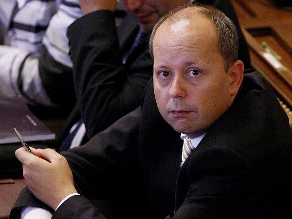 Poslanec Marek Šnajdr (ODS)