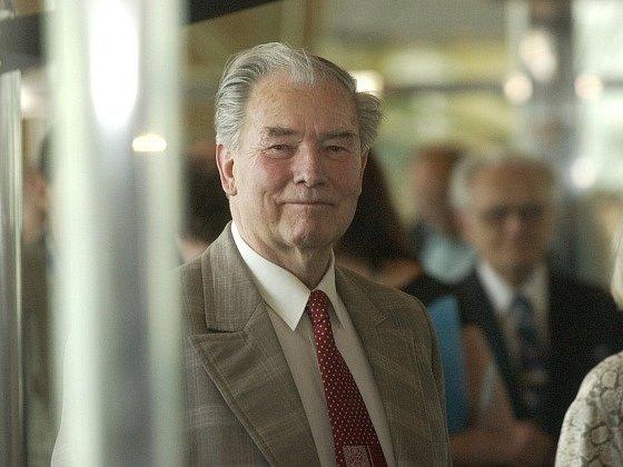 Bohumil Švarc na archivním snímku z roku 2005.