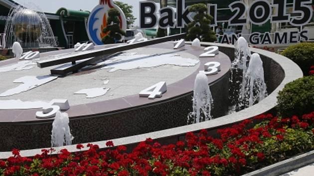 Evropské hry v Baku 2015.