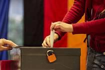 Volby v Německu. Ilustrační foto