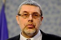 Projektový manažer Transparency International Radim Bureš.