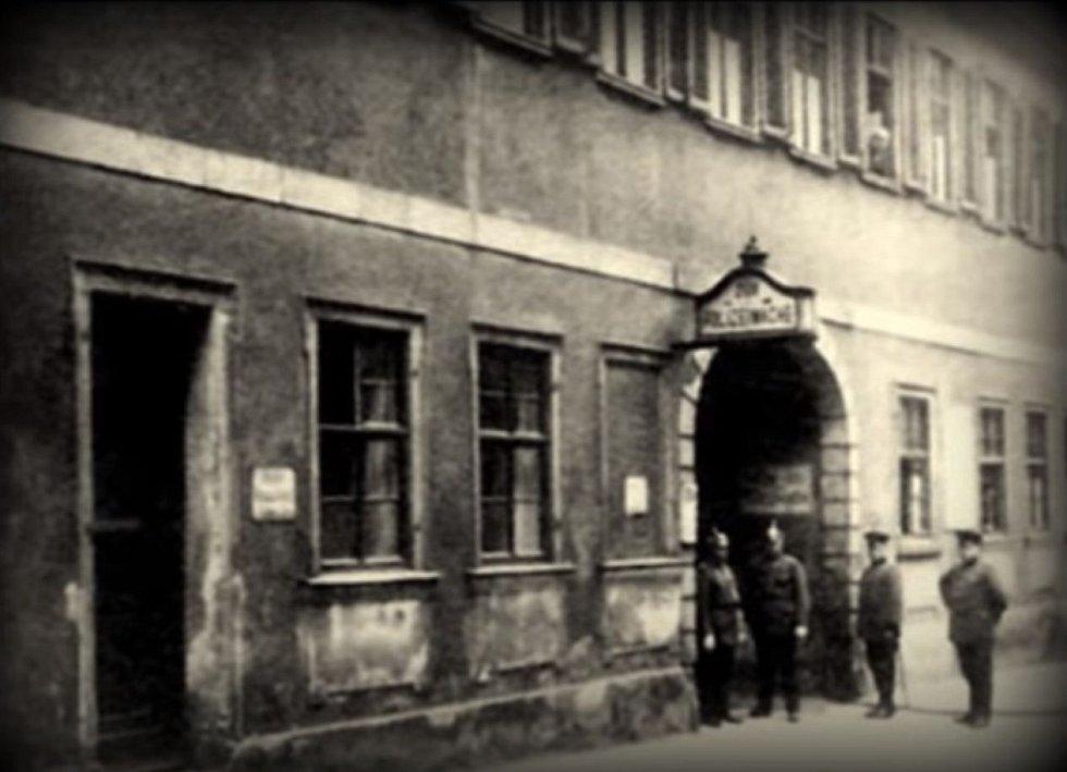 Policisté z období Výmarské republiky