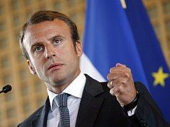 """Francouzský ministr hospodářství Emmanuel Macron si přeje dvourychlostní Evropskou unii, s """"avantgardní"""" a těsněji propojenou eurozónou."""