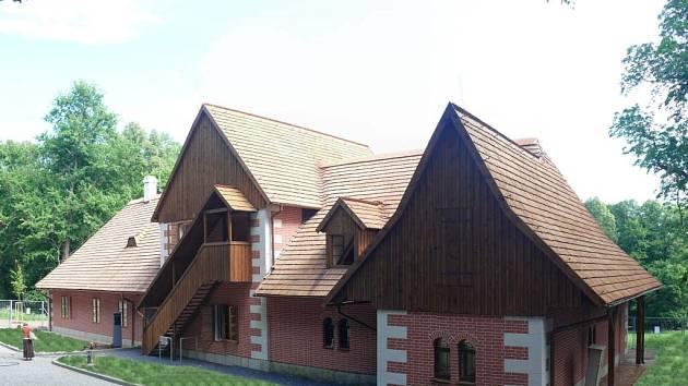 Interaktivní muzeum starokladrubského koně.