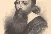 Portrét Komenského od Jana Vilímka