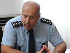 Policejní prezident Petr Lessy