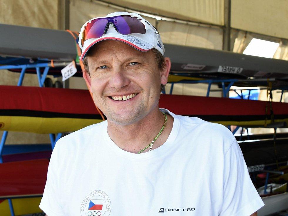 Sportovní ředitel Českého olympijského výboru Martin Doktor