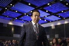 MengChung-wej, šéf Interpolu, který se ztratil v Číně.