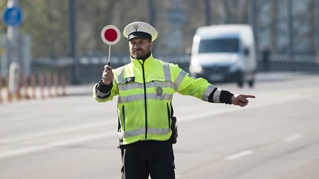 Policista. Ilustrační snímek