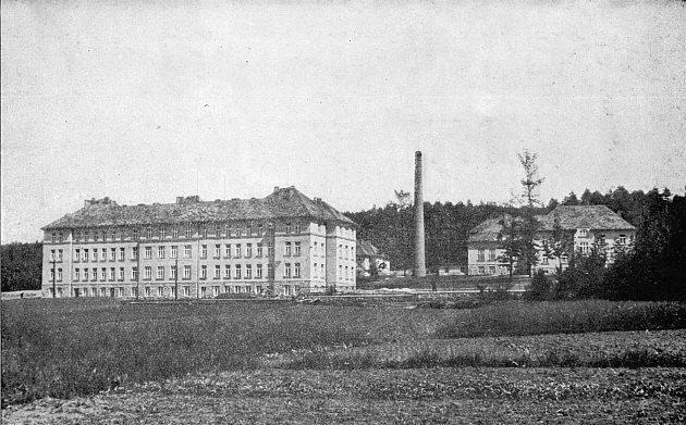 Nemocnice původní