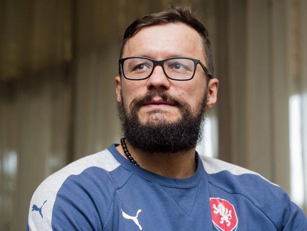 Kondiční trenér českých fotbalistů Petr Brabec.