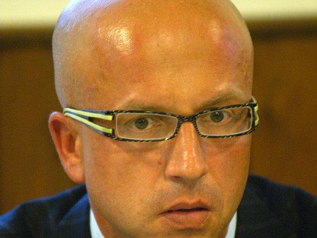 Šéf lobbistické firmy BXL Consulting Pavel Telička.