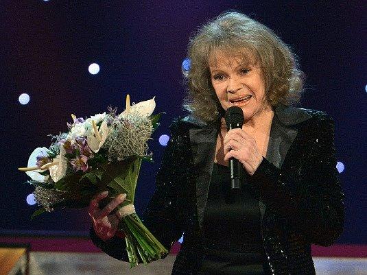 Eva Pilarová.
