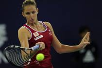 Karolína Plíšková ve finále Elite Trophy