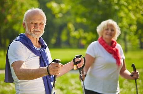 Chůze-fenomén pro zdraví.
