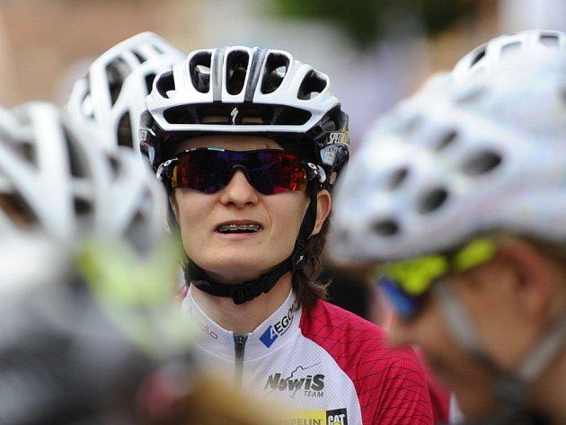 Martině Sáblíkové se na Tour de Feminin zatím daří.