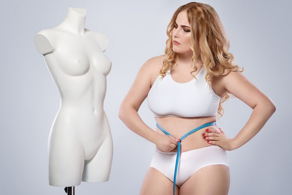 Vroce 2016 byla podle statistik dámská velikost spodního prádla L až na třetím místě.