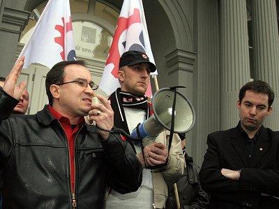 Nejvyšší správní soud nevyhověl vládě a nezakázal extrémně pravicovou Dělnickou stranu. Vláda koncem loňského listopadu požádala o zrušení strany na žádost ministra vnitra Ivana Langera.