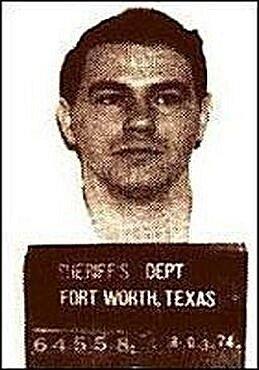 William Lester Suff v roce 1974, kdy byl zatčen pro vraždu své dcery