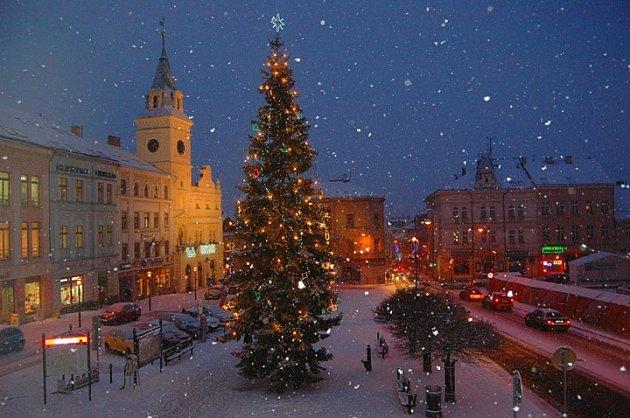 Vánoční trhy Turnov 2017
