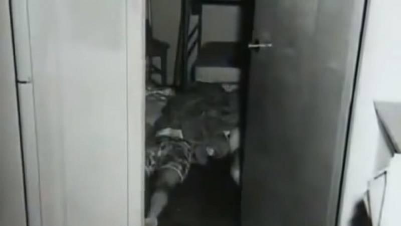 V pokoji zdravotních sestřiček čekala policisty děsivá podívaná