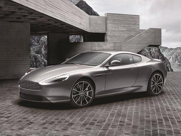 Aston Martin DB9 GT Bond Edition.