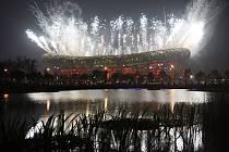 Peking se rozloučil s olympiádou.