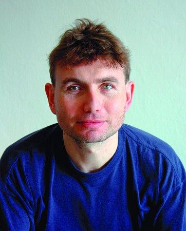 Psycholog Jan Kulhánek