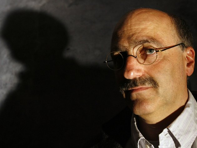Dokumentarista Pavel Štingl.