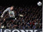 Argentinský kanonýr Barcelony Lionel Messi.
