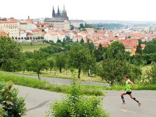 Trail Praha.