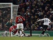 Hrdina Manchesteru United Wayne Rooney.